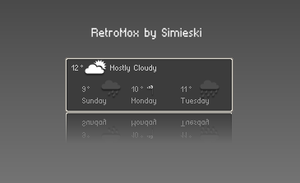 RetroMox Marshall Weather Skin by Simieski