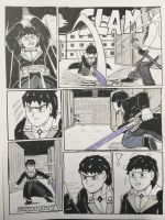 Ruby Rose X Male Reader comic (page 6) by SuperMichael98