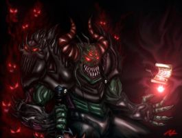 Abyss General Nulgath by Xzeromus