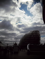 London City Hall by Joorch