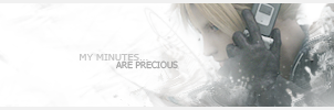 FFVII Sig Collection: Cloud by xeroxlavi