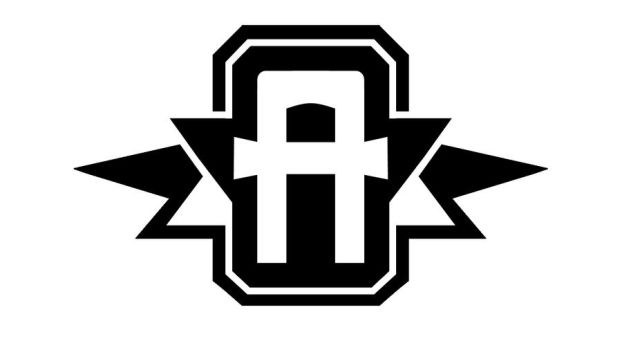 Animorphs Logo White by falconfliesalone