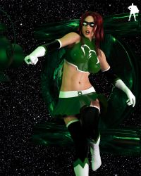 Commission: Mindy Marvel GL by Supro3D