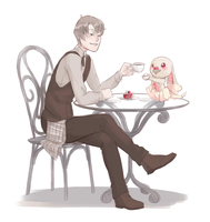 [PTS] Tea Time by Milay