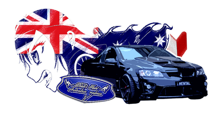 Driver's Heart Aussie Edition by Markybo-Jens