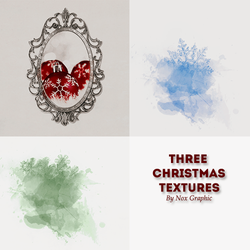 Christmas Textures Pack by Nox Graphic by noxgraphic