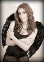 Sexy Angel by PascalsPhotography