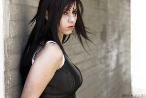 Tifa Lockhart Advent Children by PrincessRiN0a