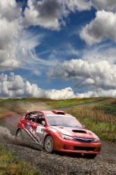 S-Curves Two - Contest entry for Subaru Canada by Martzart