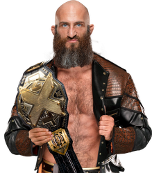 Tommaso Ciampa NEW NXT Champion PNG by JoseBryan-28