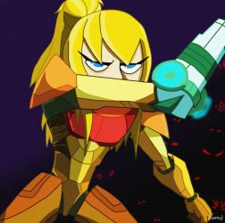 Metroid: The Animated Series by Vederick