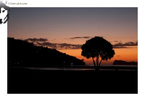 Tairua Bay sunrise by BottledLights