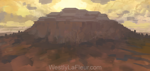 Greater Dunes by WestlyLaFleur