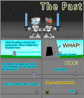 The Past: Part 6 by Color17