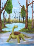 Meanwhile in the swamp by sanntta82