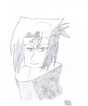 Sasuke by Fire-wing-96