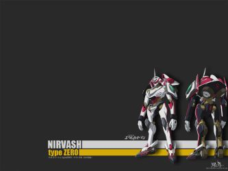 Nirvash Type Zero by 4st4roth