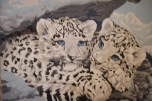 Snow Leopard Cubs by TTAvatarfan
