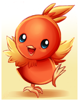 Pokemon- Torchic