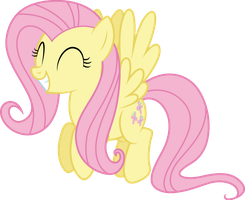 Vector #466 - Fluttershy #26 by DashieSparkle