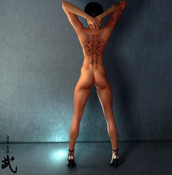 Tattoo2 by bues