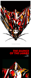 The Silence of the Lambs / Moth by PincheMoreno