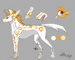 Reference Sheet: Quell by Surt-ainly