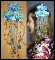 Hair jewelry by Maleijn