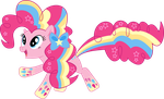 Rainbow Power Pinkie Pie by whizzball2