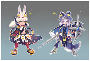 RPG Adopts Collab - closed by ChitChatCafe