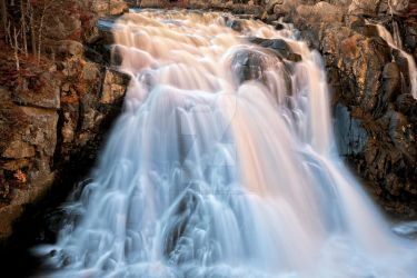 Devilish Delights Waterfall - Exclusive HDR Stock by boldfrontiers