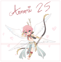 [ADOPT] ARMORI - 25 (CLOSED) by tsundear