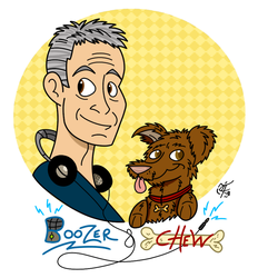 Boozer and Chew Logo by UncleScooter