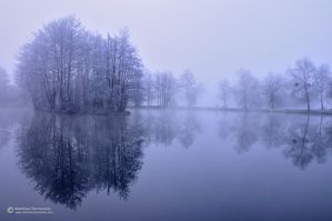 Cold reflexion by matthieu-parmentier