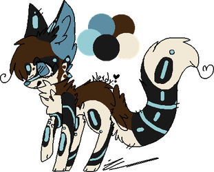 OH lordy its another 50 points fox adopt (CLOSE) by Perma-Fox