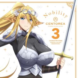 Monster Musume Centorea CD by Fu-reiji