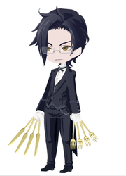 Tinierme Claude Faustus by GothicSuppi