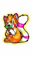 red panda hehe by PickleMittens