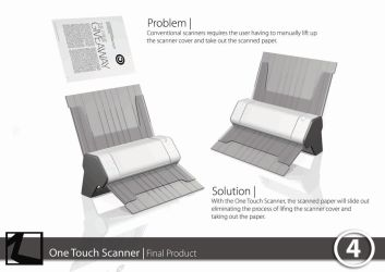 One Touch Scanner 4 by irrsyah