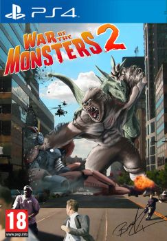War Of The Monsters 2 by Birmelini