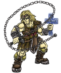 Simon Belmont Strikes into Smash by shinragod