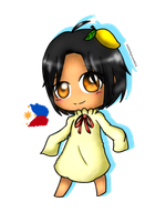 Baby Philippines by reddishpirate0614