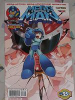 Megaman Issue 23 Comic Book by tanlisette
