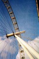 The London Eye by danzka