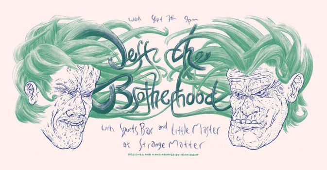 Jeff the Brotherhood by Mttt