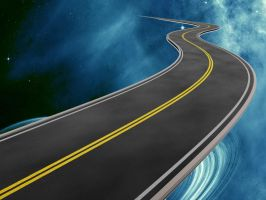 Winding Road PSD by manoluv