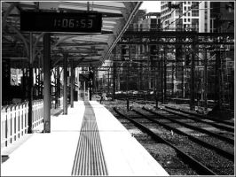 Flinders Street by theriverjordan