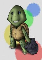Chamba's Turtlefoot by AngryHatter