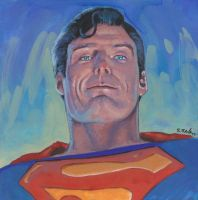 Superman by ssava