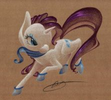 Wintery Rarity by getchanoodlewet